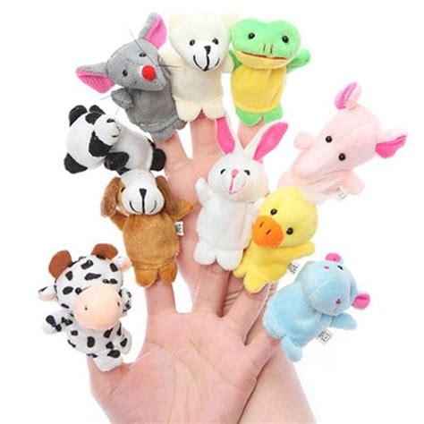 Mainan Boneka Gigit Anjing Model Binatang jual bonka jari boneka binatang mainan edukatif anak arinita