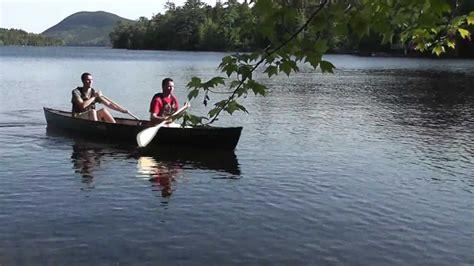 canoes youtube old town saranac 160 160 xt canoes youtube