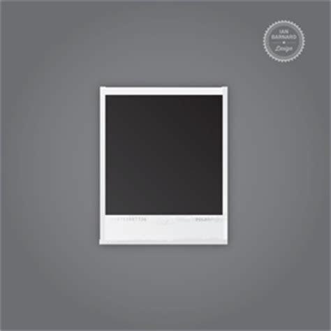 free polaroid photo template vector ian barnard