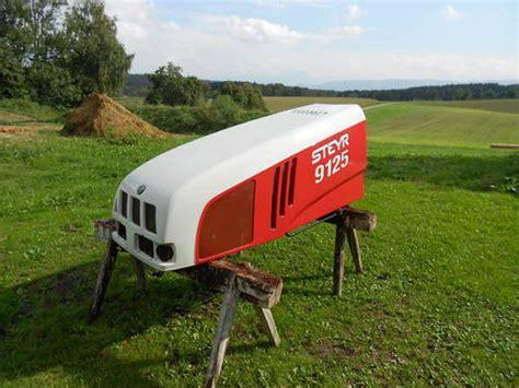 Traktor Motorhaube Lackieren by Motorhaube Steyr Case