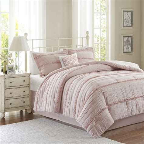 madison park celeste 5 piece comforter set ebay