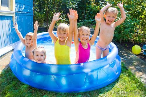 backyard kid pools small pool for kids backyard design ideas