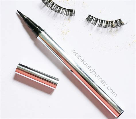 Eyeliner Pensil Dari Wardah review wardah eyexpert optimum hi black liner review