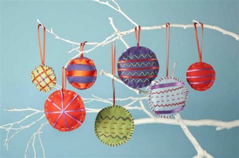 make your own christmas baubles kit by harmony at home