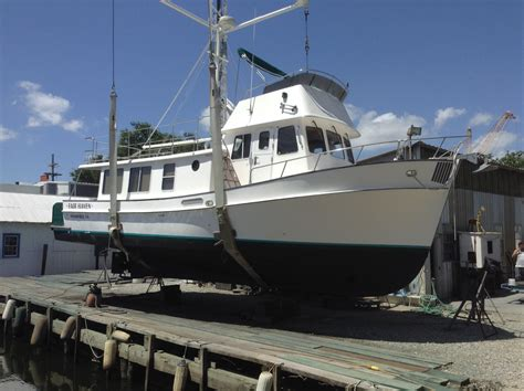 intrepid boats craigslist fair haven pacific trawler 40 yachts for sale
