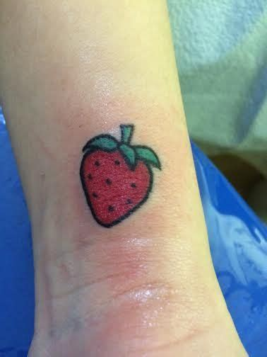 strawberry tattoos best 25 strawberry ideas on bloom