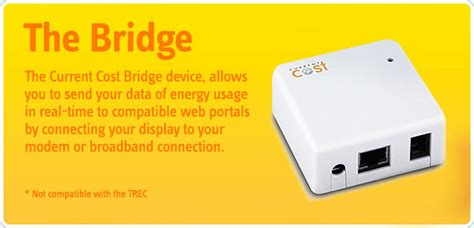The Bridge Device For Detox Cost by Current Cost Reducing Your Energy Bills So You Can Live