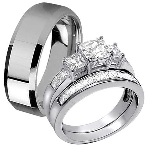 rings for stainless steel skull and cross bones