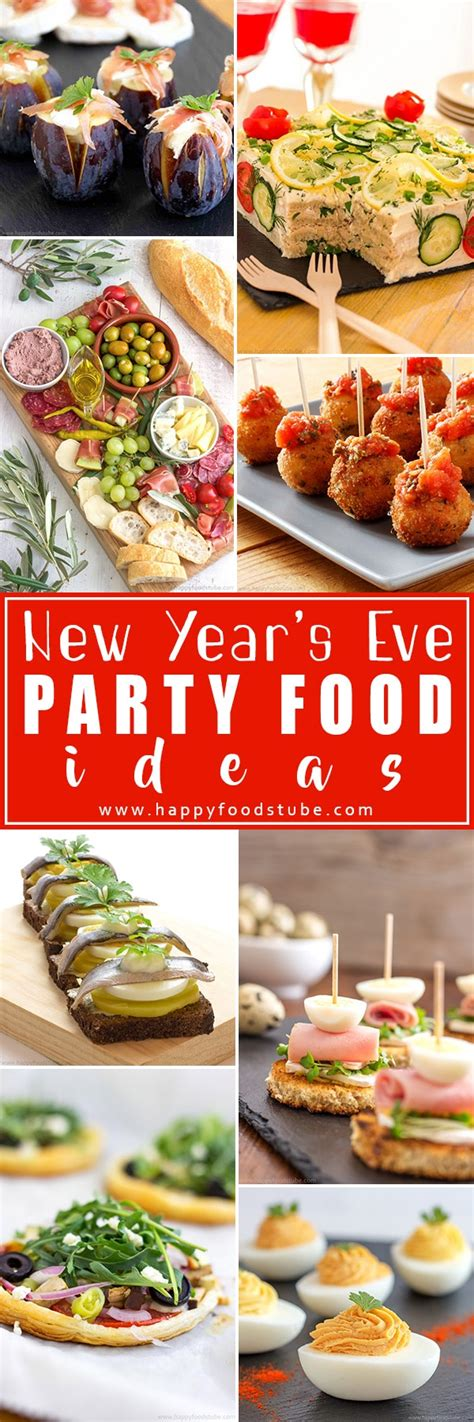 easy new year food ideas new years food ideas happy foods