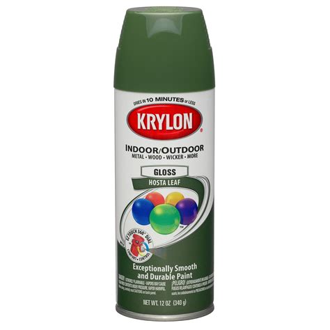 krylon 3541 indoor outdoor gloss hosta leaf sears outlet