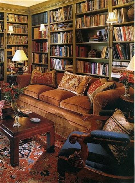comfy library chairs cozy library corner shabby chic furniture ideas pinterest
