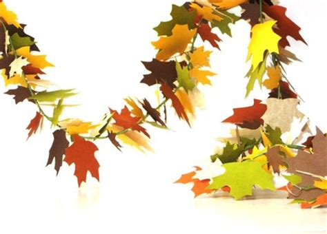 How To Make A Leaf Out Of Paper - how to make fall leaves out of paper 28 images how to