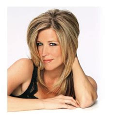 carley corinthos hairstyles laura wright s hair is my dream hair it looks amazing no