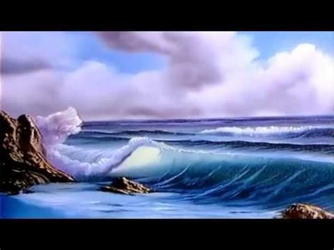 bob ross painting classes seattle bob ross episode s9 e2 surf s up color