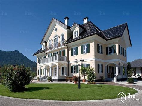 mansion home bed and breakfast in mondsee in a luxury property iha 42230
