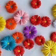come fare i fiori con i tovaglioli di carta fiori con tovaglioli di carta fiori di carta
