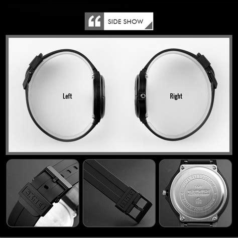 Harga Jam Tangan Merk Favorite skmei jam tangan analog sporty wanita 1449 green