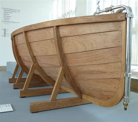 boat bathtub bathboat a fishing boat inspired bathtub by studio wieki