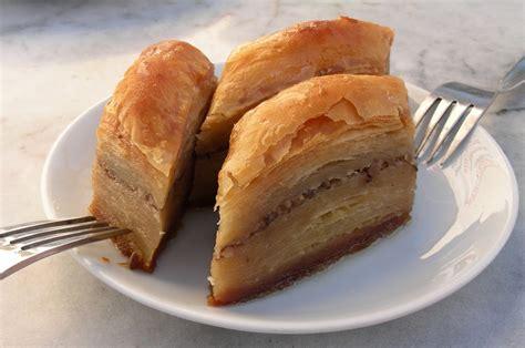ottoman desserts baklava