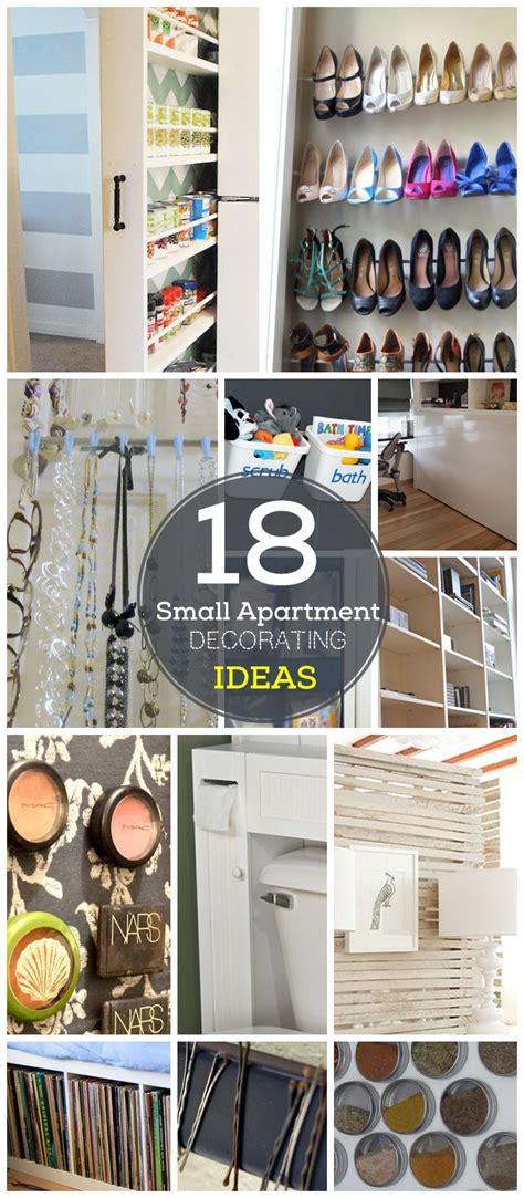 18 diy small apartment decorating ideas click for tutorials diy