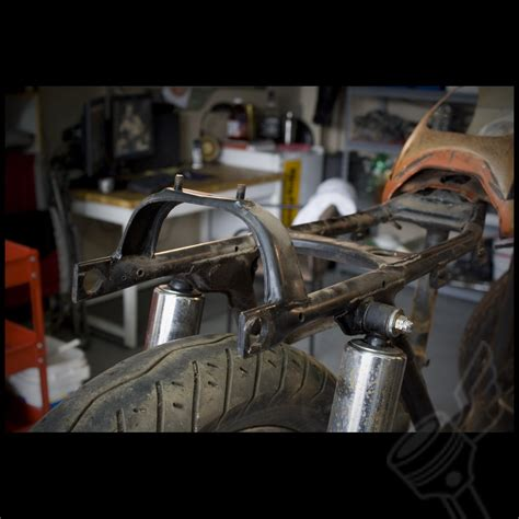 bike seat cl install dcc originals quot diy cafe racer quot cb350 cb450 rear steel