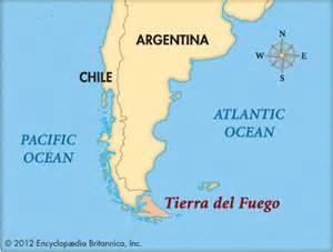 tierra fuego south america map tierra fuego encyclopedia children s