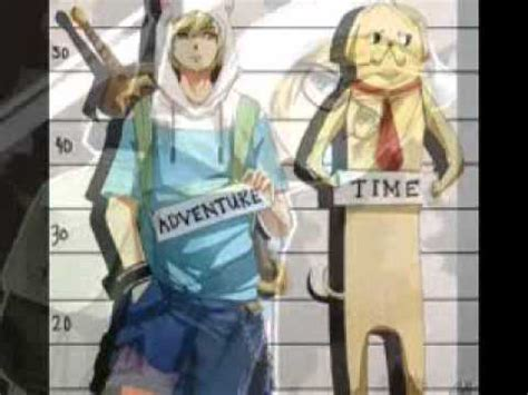 imagenes anime de hora de aventura algunas imagenes de hora de aventura en anime p youtube