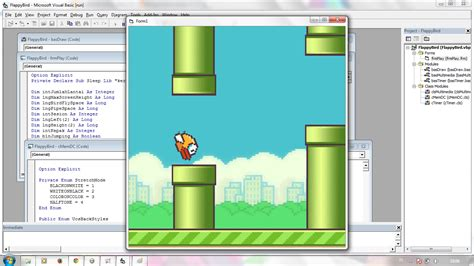 simple visual basic games download source code game flappy bird dengan visual basic 6