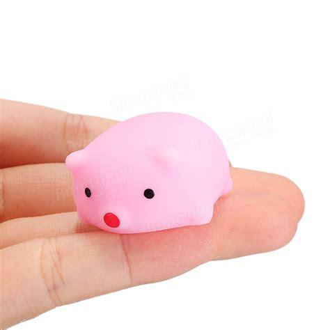Pig Squeeze pig squishy squeeze mochi healing kawaii