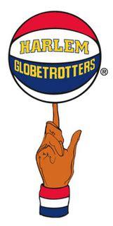 Harlem Globetrotters - Wikipedia Art Clipart Logo