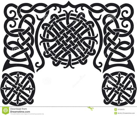 nordic pattern royalty free stock images image 15720979