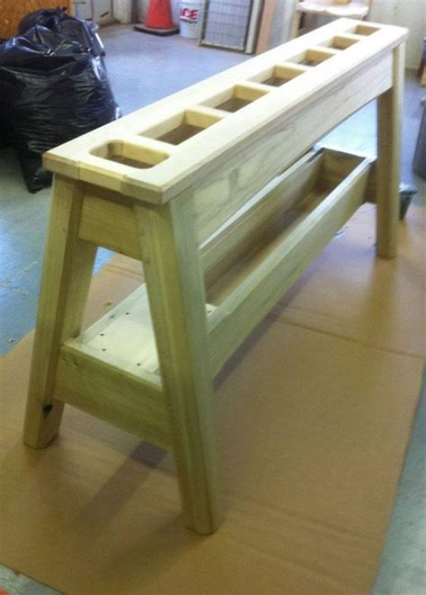 mini lathe stand plans woodworking projects plans