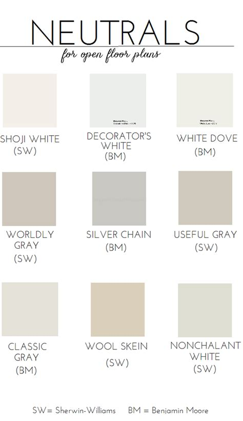 paint colors for open floor plan choosing paint for an open floor plan neutral paint