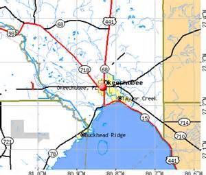 okeechobee florida fl 34974 profile population maps