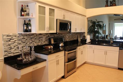 kitchen cabinet refacing in naples fl traditional