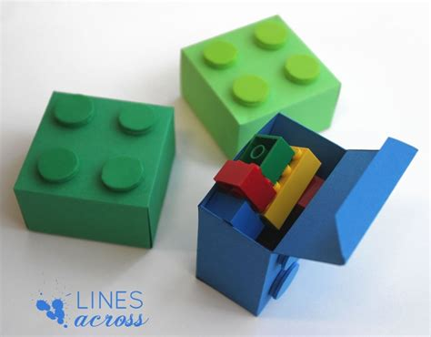lego gift box template large free printables pinterest lego gift box fun family crafts