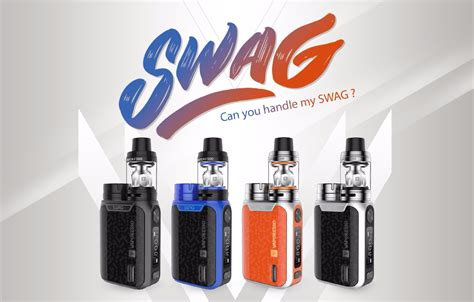 how to a swag l vaporesso swag 80w starter kit with nrg se tank 2 0 4 5ml