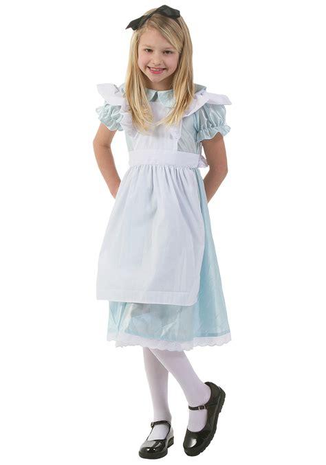 alice in wonderland costume alice in wonderland costumes child alice costume