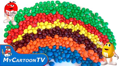 m and m colors new learn colours with m m s rainbow spelling and