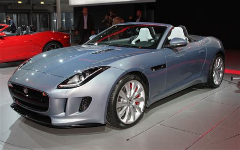 f type jaguar 2014 2014 jaguar f type front three quarters photo 1