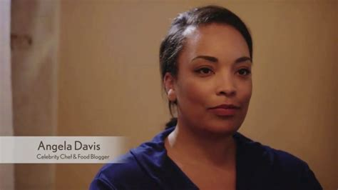 actress angela davis aveeno skin relief tv commercial a moment for me
