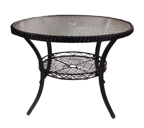 resin patio dining table and chairs 5 black resin wicker patio dining set table and 4