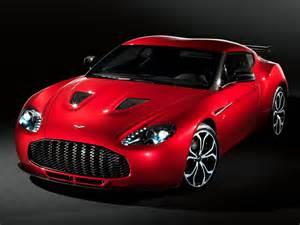 Aston Martin Zegato Tuning Aston Martin V12 Zagato Coupe 2012
