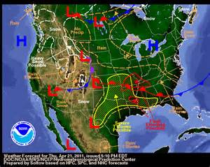 us weather map and forecast national weather forecast 171 earth