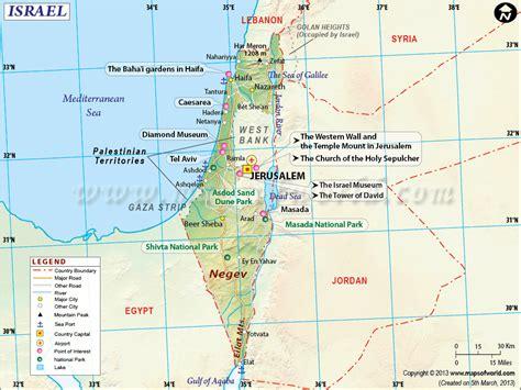 porto israeliano palestina e israele quale sarebbe la mappa giusta