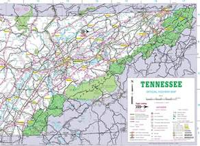 A Map Of Tennessee by Map Of Upper East Tennessee