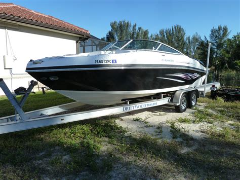 rinker boats good rinker 246 captiva boat for sale from usa