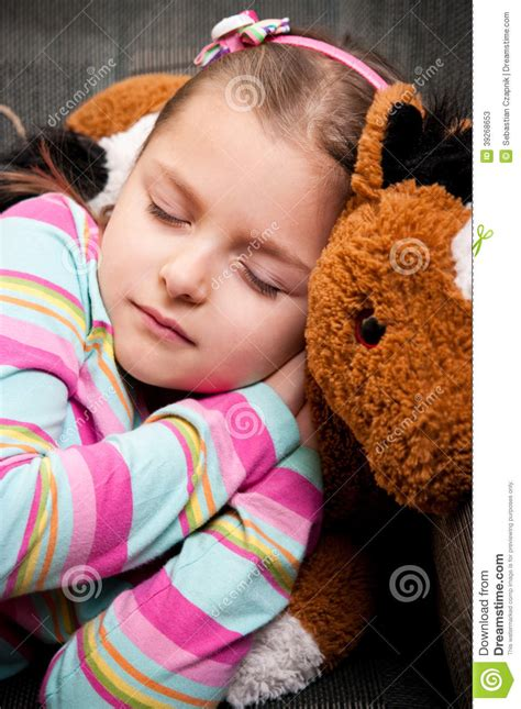 cute teenager girls sleeping stock photos and images girl sleeping with teddy bear stock image image 39268653