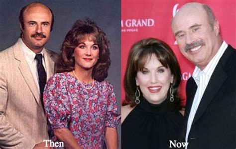 has anyone seen robin mcgraw dr phils wife recently robin mcgraw plastic surgery facelift botox and rhinoplasty