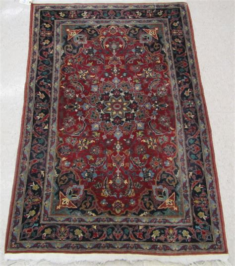 Area Rugs India Wool And Silk Area Rug Northern India F